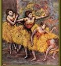 po degas 44 quatre danseuses