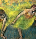 Two Dancers at Rest, Degas 1600x1200 ID 7555 PREMIUM
