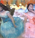 degas the entrance of the masked dancers c1884