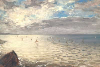 the dieppe sea, delacroix 1600x1200 id