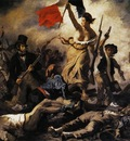 delacroix eugene liberty leading the people 28th july