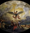 DELACROIX Eugene St Michael defeats the Devil
