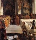 DELACROIX Eugene The Execution Doge Marino Faliero