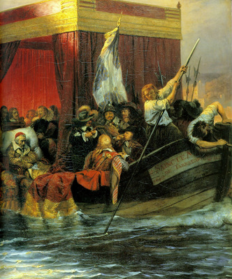 Cardinal Richelieu 1829 right