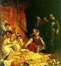 death of elizabeth
