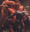 bs ew Knight Fairy [Sir Frank Dicksee]