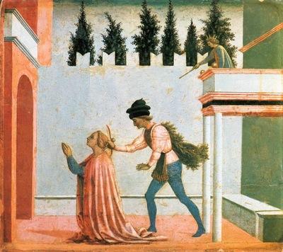 Martyrdom of St Lucy WGA