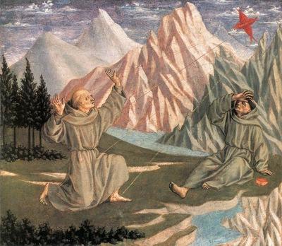 The Stigmatization of St Francis WGA