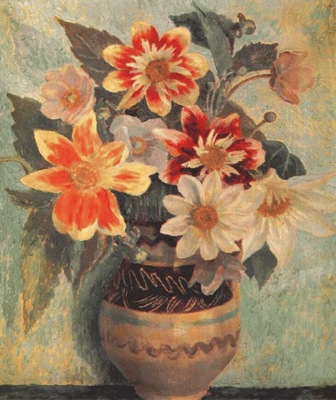 carrington dahlias c1925