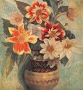 carrington dahlias c1925