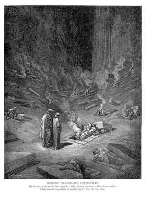 Dante 013 Burning Graves The Heresiarchs sqs