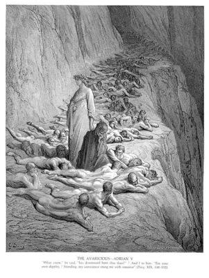 Dante 059 The Avaricious Adrian V sqs
