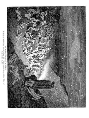 Dante 060 The Blasphemers Capaneus sqs