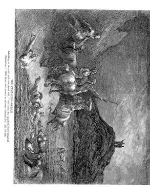 Dante 062 The Centaurs Nessus sqs