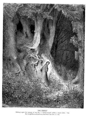 Dante 073 The Forest sqs