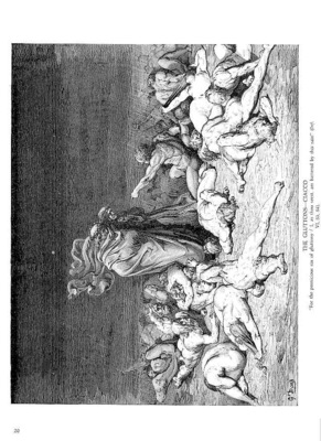 Dante 077 The Gluttons Ciacco sqs