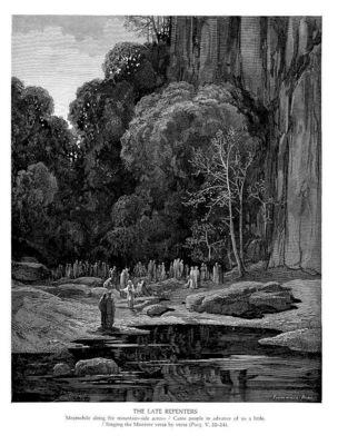 Dante 085 The Late Repenters II sqs