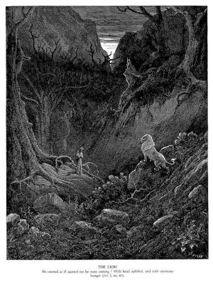 Dante 087 The Lion sqs