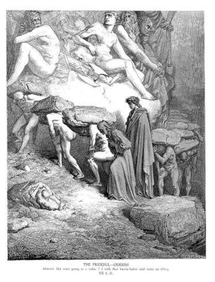 Dante 096 The Prideful Oderisi sqs