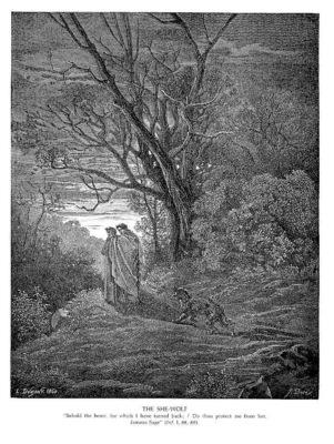 Dante 103 The She Wolf sqs