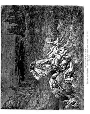 Dante 109 The Styx The Irascible sqs