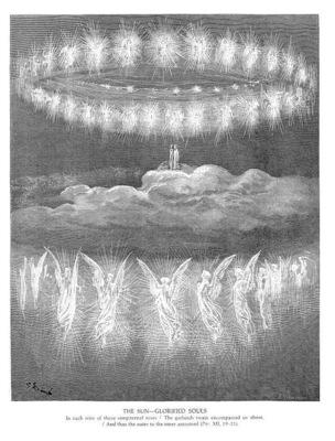 Dante 112 The Sun Glorifies Souls sqs