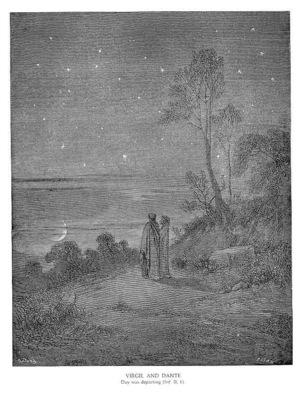 Dante 129 Virgil and Dante II sqs