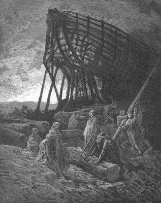 pl047 Began to build a vessel of huge bulk