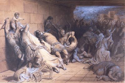 The Martyrdom of the Holy Innocents