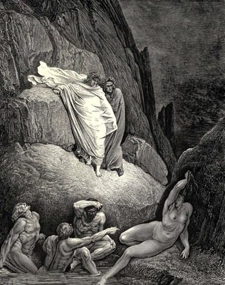 Dore Gustave 44  It s Thais the prostitute who answered at the words of her lover Don t you owe
