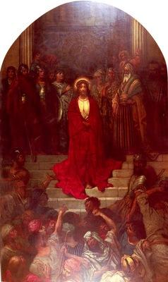 Dore Gustave Ecce Homo