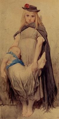 Dore Gustave Jeune Mendiant