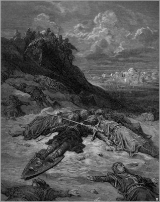 crusades death of frederick