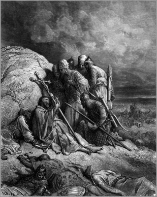 crusades gain converts