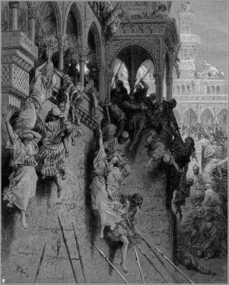 crusades massacre of antioch