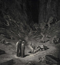 Dore Gustave 29 He answer thus return d The arch heretics are here accompanied by every sect their followers
