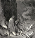 Dore Gustave 45  I was like a monk listening to the confessions of a mean murderer