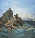 Les Oceanides Les Naiades de la mer