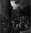crusades bohemond mounts rampart of antioch