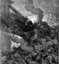 crusades godfrey enters jerusalem