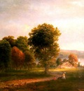 hudson rv sc csg022a autumn on the hudson thomas doughty