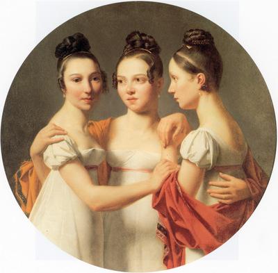 Drahonet Le Trois Graces