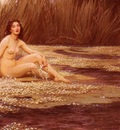 Draper Herbert James The Water Nymph