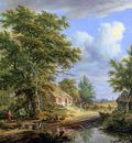 Drielst van Egbert Landscape Sun