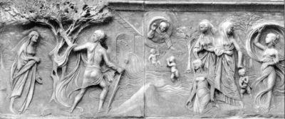 A Miracle of San Bernardino of Siena WGA