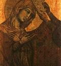 Duccio Coronation of the Virgin, Szepmuveszeti Muzeum, Budap