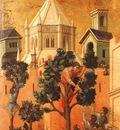 Duccio Entry Into Jerusalem, detail, Museo dellOpera del Du