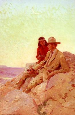 Dunton W Herbert Who Sabez The Way Of The Great Spirit