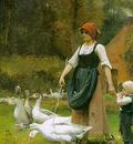Dupre Julien In the Meadow