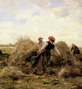 Dupre Julien The Harvesters